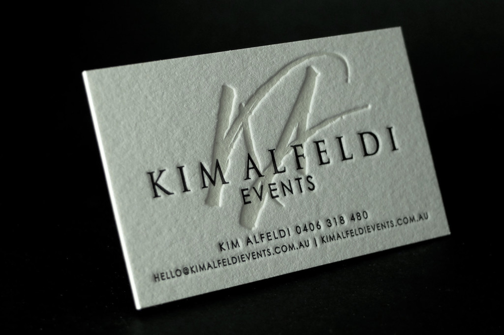 Letterpress Business Cards, Luxury Business Cards, Trade Printing Letterpress, Best Letterpress Printer Australia, Retropress, Andrew Basford, Affordable Letterpress