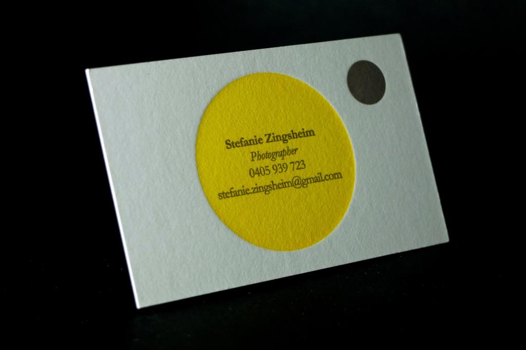 letterpress business cards, letterpress Sydney, affordable letterpress, Cheap Letterpress, retropress, Andrew Basford