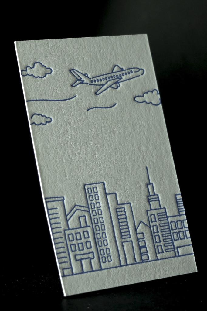 custom letterpress business cards, business cards that stand out, moo business cards, letterpress business cards, cheap letterpress business cards, retropress, Andrew Basford, illustration, letterpress Australia